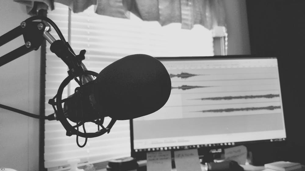 Podcast produktion gør det muligt at dele sin mening